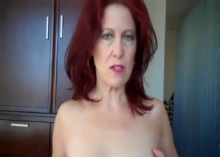 Taboo sex with a redheaded hoe