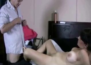 Mommy demanding hardcore sex