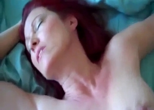 Tramp stamp redhead fucked hard