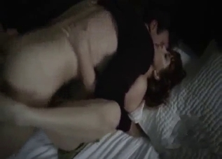 Redheaded chick destroyed by a hung dude