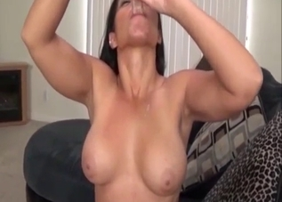 Mommy wants to savor that hot cum