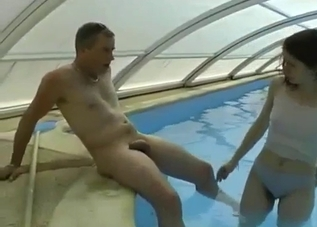 Incest in the swimming pool, awesome