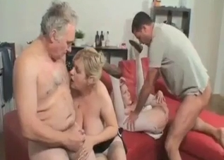 Mother and daughter share his dick