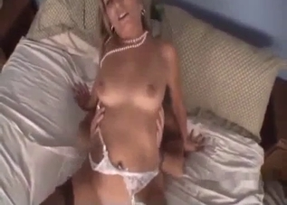 Tanned chick enjoys intense incest